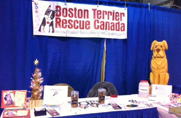 BTRC at the Fredericton Pet Expo
