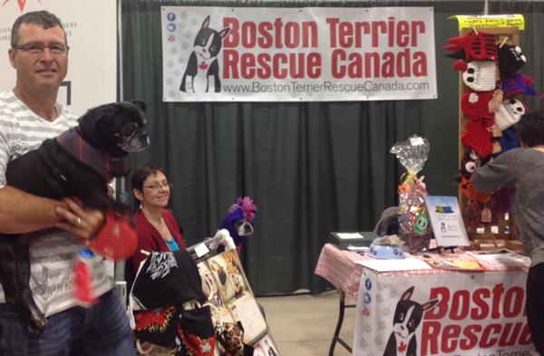 BTRC at the Ottawa Pet Expo