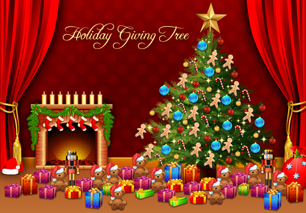 Giving thanks for the giving tree!