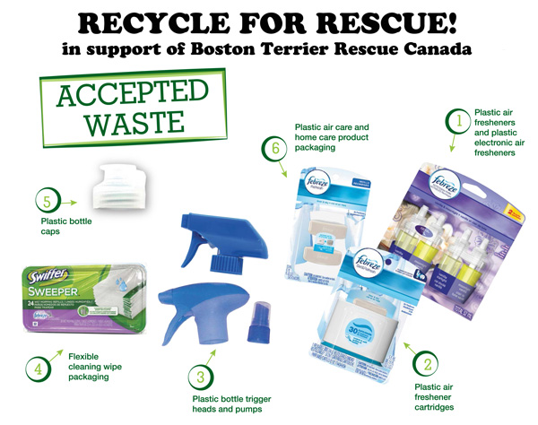 Recycle for Rescue Contest