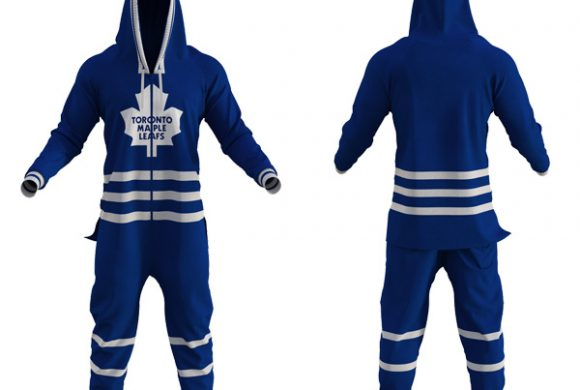Official Maple Leaf's Onesie Raffle!