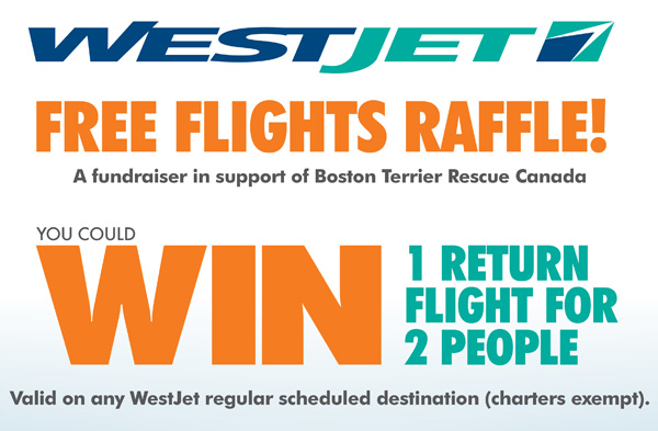 FREE FLIGHTS RAFFLE!