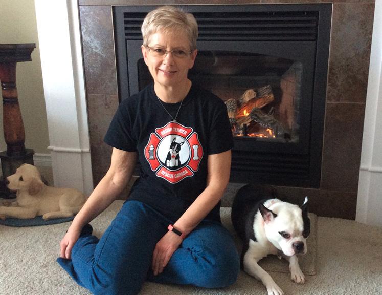 Featured Volunteer: Kathy Sime